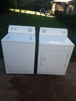 Matching Whirlpool Washer and Dryer Set Free Delivery for Sale in Decatur, GA