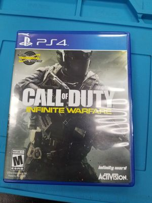PS4 Call of Duty Infinite War for Sale in Santa Ana, CA