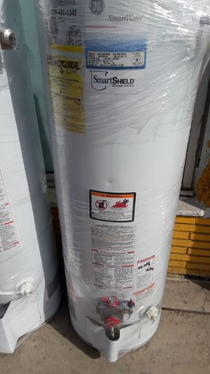 Especial today water heater for staring at 200 for Sale in San Bernardino, CA
