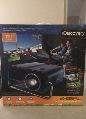 Wonderwall Entertainment Projector for Sale in San Jose, CA