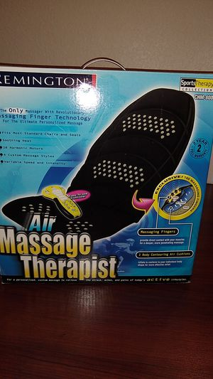 Remington Air Chair Massage Therapist for Sale in Miramar, FL