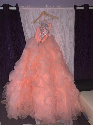 Quinceañera dress for Sale in Manassas, VA