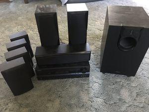 Onkyo HT-560 Audio Receiver 7.1 Channel for Sale in MONTE VISTA, CA