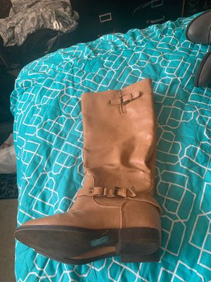 brand new size 5 1/2 womens boots for Sale in Hyattsville, MD