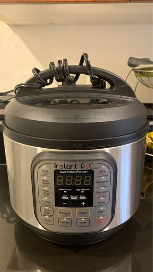 Instant Pot - great condition for Sale in Los Angeles, CA