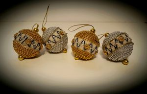 Handcrafted Christmas Ornaments for Sale in Payson, AZ