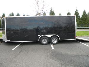 ENCLOSED TRAILERS ALL SIZES IN STOCK BRAND NEW 20 24 28 32 SNOWMOBILE ATV QUAD UTV CAR STORAGE for Sale in New York, NY