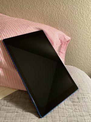 Amazon Fire 10 HD tablet (7th Gen) for Sale in San Diego, CA