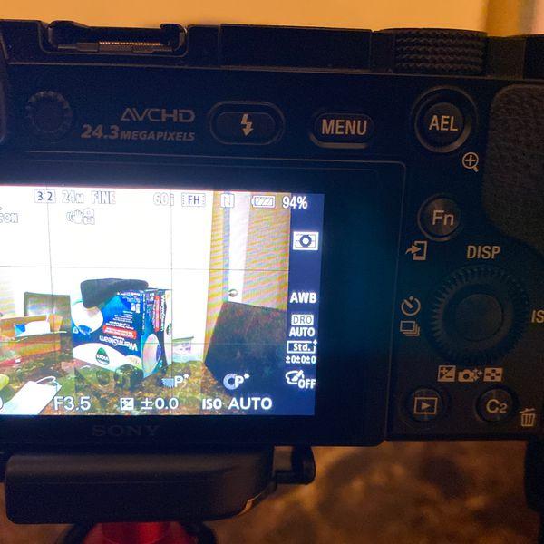 "Sony Alpha a6000 Mirrorless Camera (Includes JOBY GorillaPod 3K Smart Tripod) & HP Stream 11.6"" Laptop & SanDisk Extreme PRO 64GB"