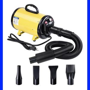 Portable Pet Hair Dryer Quick Blower Heater w/ 4 Nozzles Dog Cat Grooming for Sale in Chino, CA