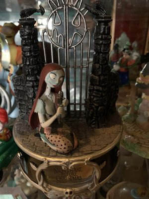 Nightmare before Christmas sally musical figure for Sale in Brooklyn, NY