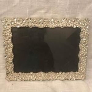 Silver Gem Picture Frame for Sale in Beacon Falls, CT