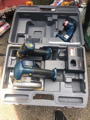 RYOBI 14.4 power tool kit(needs battery) for Sale in Braintree, MA