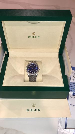 Rolex Datejust 36mm for Sale in Calabasas, CA