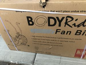 Brand New! Body Rider Upright Fan Exercise Bike! for Sale in North Las Vegas, NV