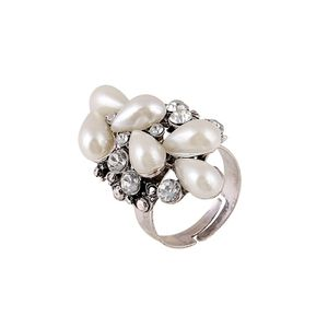 Simulated Pearl Finger Ring. for Sale in Colorado Springs, CO