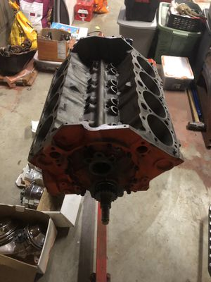 350 chevy block and parts for Sale in Renton, WA