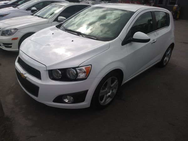 2015 Chevy Sonic turbo/ DownPay