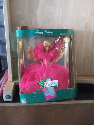 Happy holiday Barbie for Sale in Newport News, VA