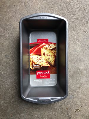 Good Cook 9x5 large loaf pan. Brand new for Sale in Los Angeles, CA