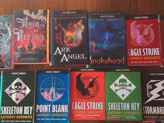 Bestselling Authors Anthony Horowitz & Leigh Bardugo for Sale in Los Angeles,  CA