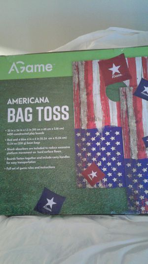 Bag toss game for Sale in Houston, TX