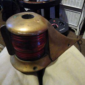 Brass Boat Light $50 Firm for Sale in Pawtucket, RI