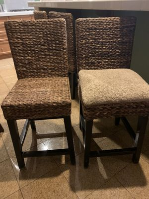 Set of 4 chairs for Sale in Las Vegas, NV