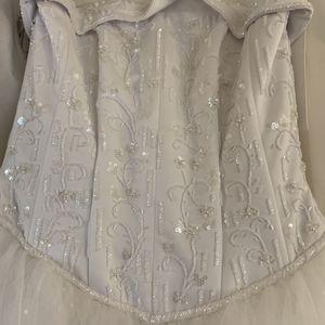 David's Bridal Wedding Dress for Sale in Lutz, FL