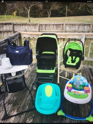 Infant car seat in carriage for Sale in Glen Burnie, MD