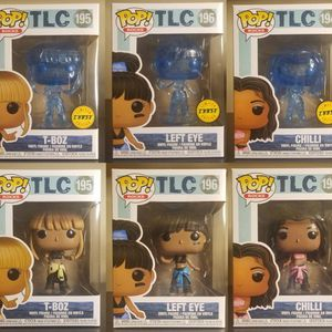 *NEW* TLC Chase & common Funko POP bundle for Sale in Austin, TX