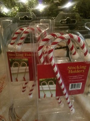 Stocking hooks. 2 per package for Sale in Phoenix, AZ