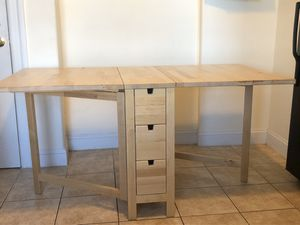 IKEA Gateleg table. for Sale in New York, NY