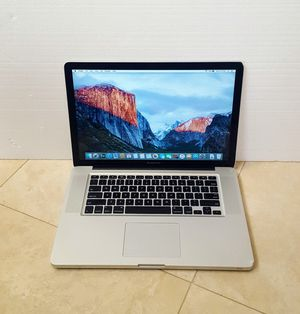Apple MacBook Pro (15-inch , Mid 2009 ) ,Intel Core 2 Duo CPU 2.53GHZ, 8 GB Memory, 256GB SSD - Great Condition- Make Offer ! for Sale in San Diego, CA