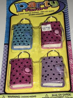 NEW Sequin Keychain Notepads for Sale in Glendale Heights,  IL