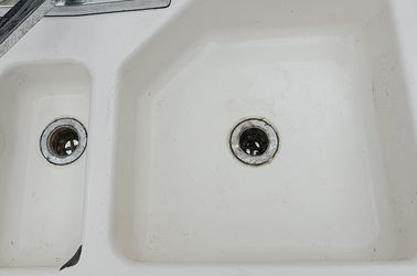 1998 jayco eagle Double Basin Sink And Faucet for Sale in Houston,  TX