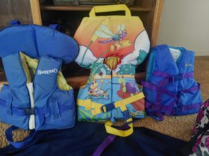Kids Life jackets for Sale in San Leandro, CA