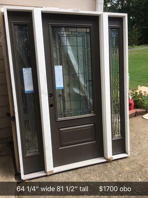 Brand new exterior door! for Sale in Woodstock, GA