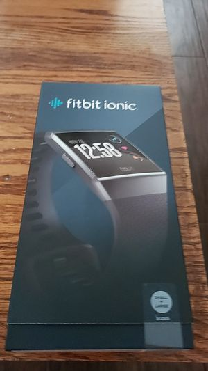 FITBIT IONIC for Sale in Cedar Park, TX