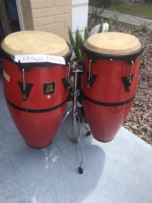 LP congas Latin Percussion for Sale in Brooksville, FL