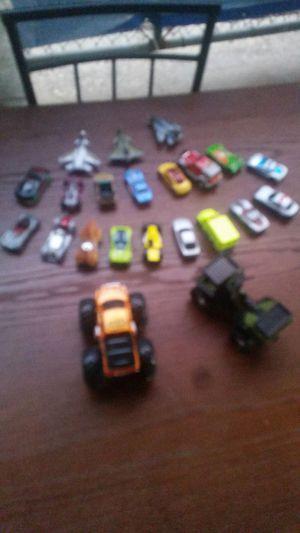 22-Toy cars, trucks, planes for Sale in West Monroe, LA
