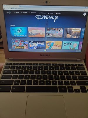Gloss black Samsung Chromebook laptop for Sale in Merced, CA