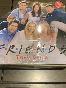 New Rare Collectors Edition Friends Trivia Game for Sale in Grand Prairie,  TX