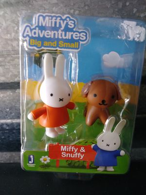 Miffy's Adventures Toy Figurines for Sale in Las Vegas, NV