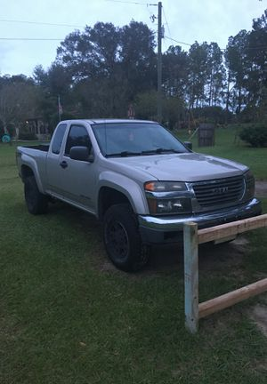 2004 GMC Canyon/TRADE FOR JEEP WRANGLER for Sale in Lithia, FL