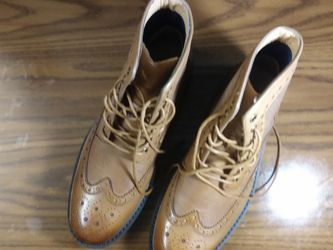 La Milano Men's Leather Boots 9.5 for Sale in Atlanta,  GA