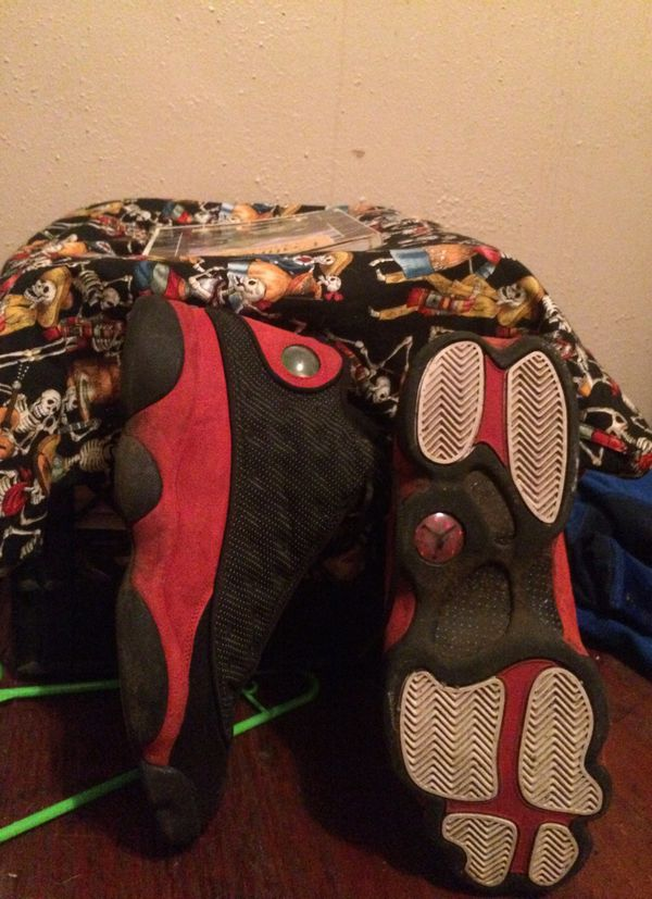 Jordan 13 size 11 and also got some bape puma beater and some old y3 show