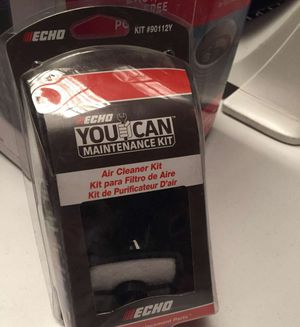 Echo YOUCAN Air Filter Kit air filter, lid cleaner and fastener model 90112Y for Sale in Mesa, AZ