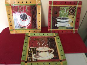 """""""Cafe"""" themed Kitchen Deco for Sale in Odenton, MD"""