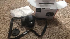 Sony camera DSC-H300 $130 for Sale in Woodhaven, MI